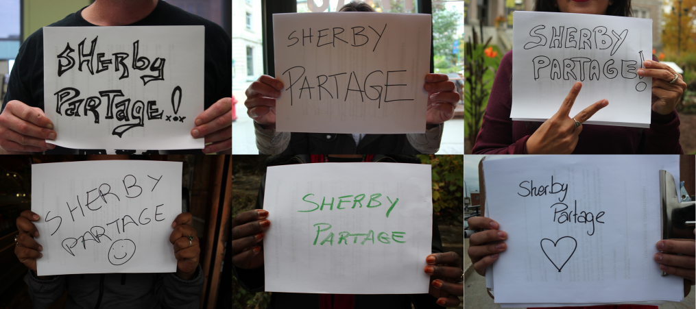 Sherbypartage